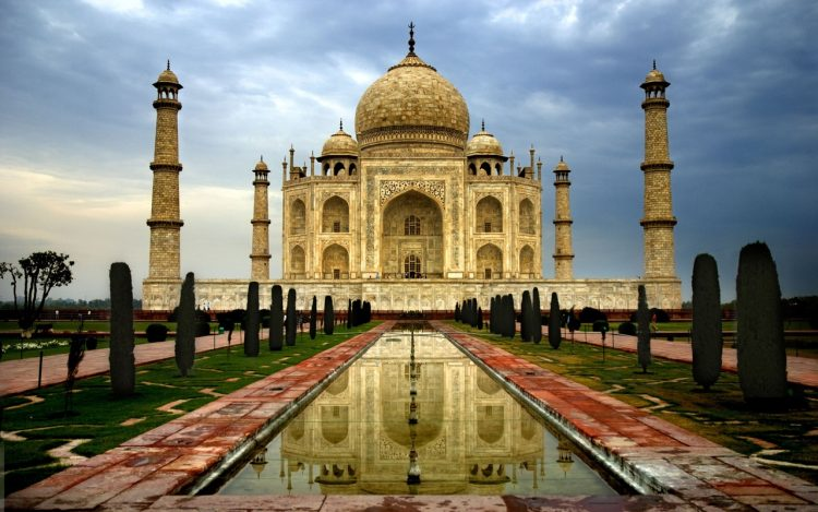 Город Индии Агра