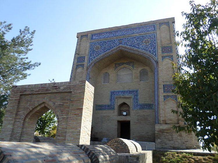 Мавзолей Ташкент