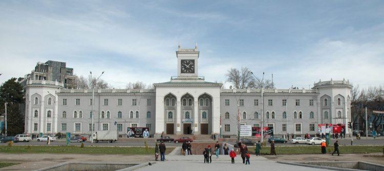 Национальный музей Душанбе
