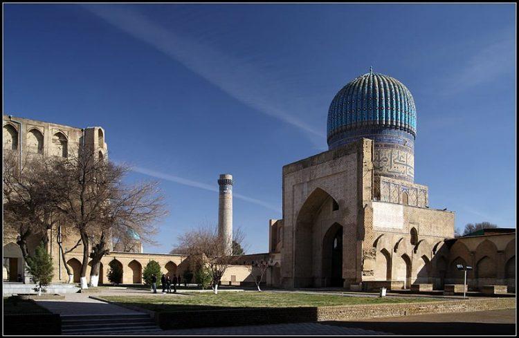 Биби Ханум мечеть