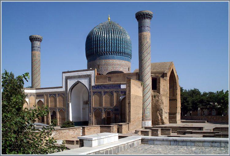 Гур Эмир мавзолей