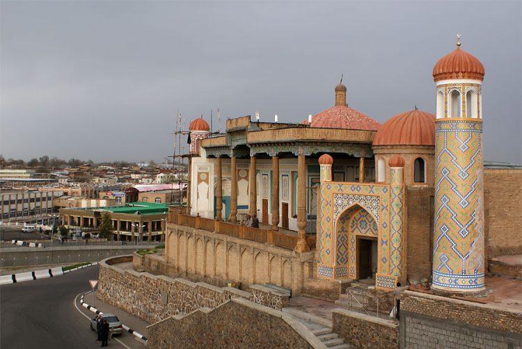 Хазрат Хызр мечеть