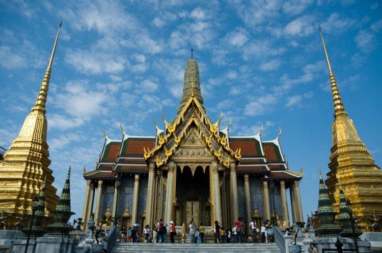 Храм Изумрудного Будды в Таиланде