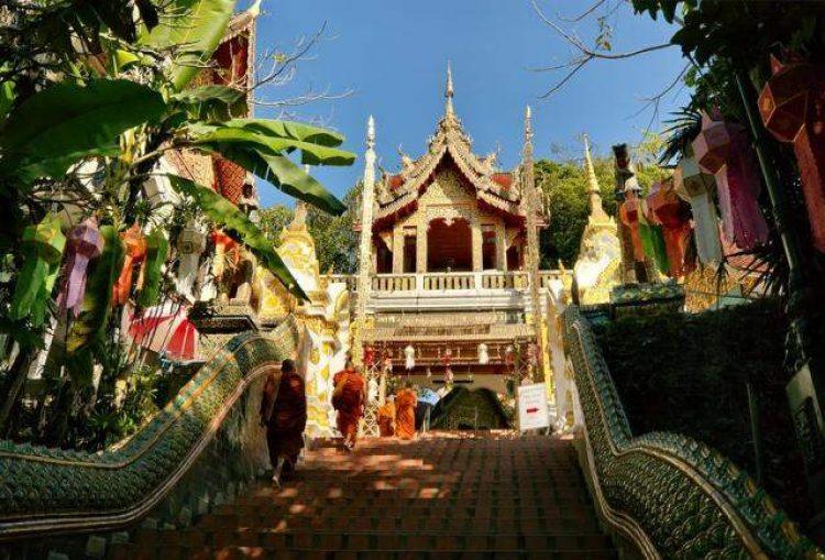 Святые места Таиланда