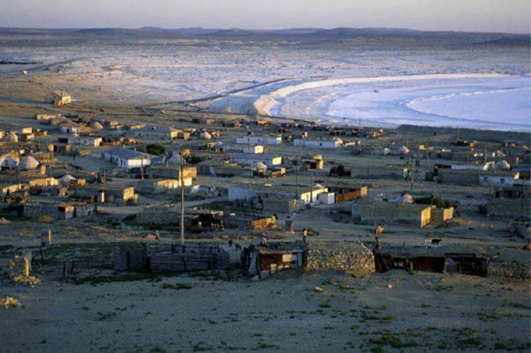 Залив Кара Богаз Гол