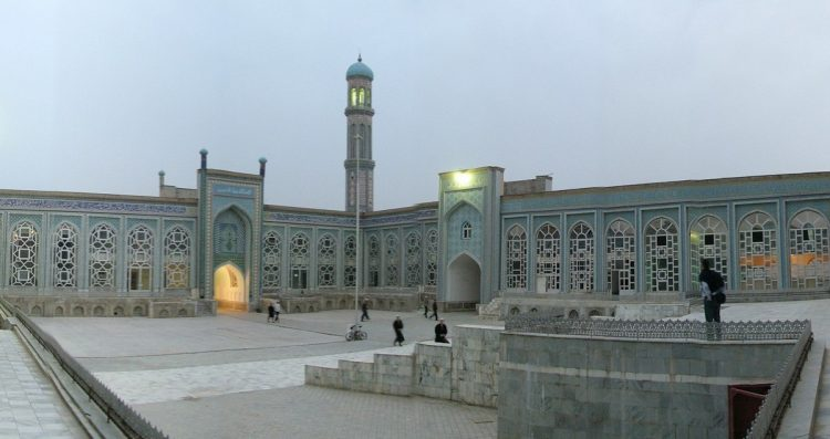 Мечеть Черхи