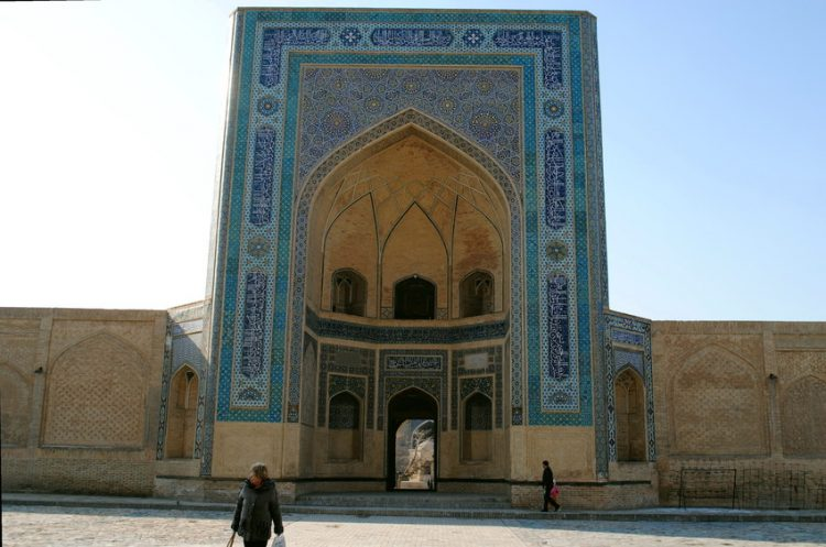 Мечеть Калян Бухара