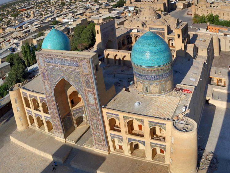 Медресе Мир Абаб Бухара