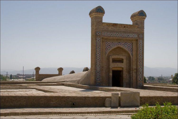 Обсерватория Улгубека Самарканд