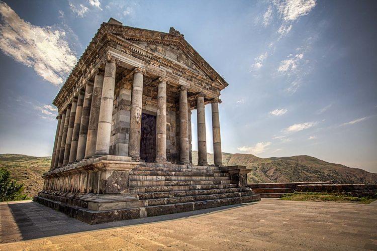 Храм Гарни Ереван