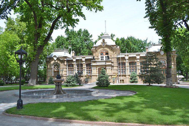Резиденция Романовых Ташкент