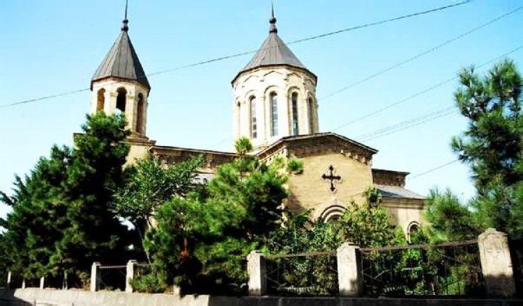 Церковь Святого Всеспасителя Дагестан