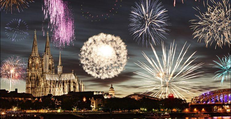 Фестиваль Кельнские огни