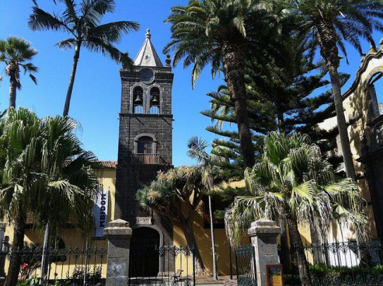 Город Сан-Кристобаль-де-ла-Лагуна Тенерифе