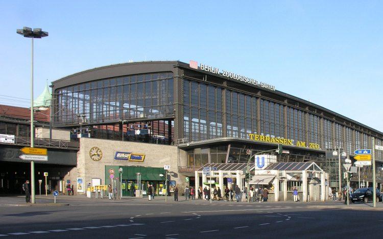 Станция «Зоологический сад» берлин