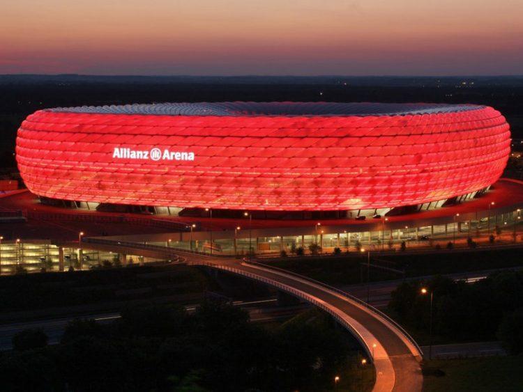 Альянц Арена Мюнхен