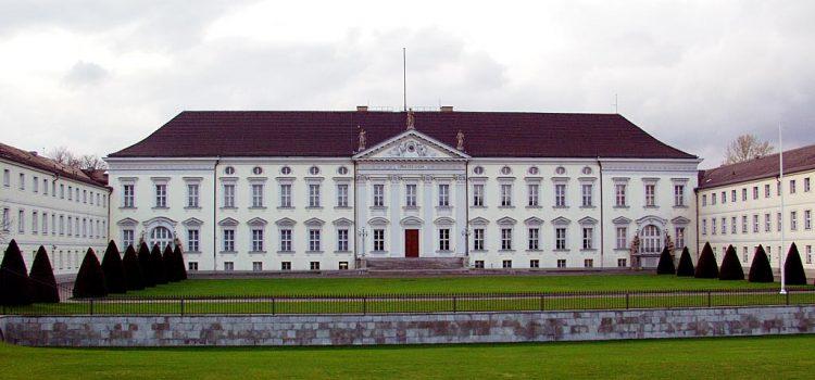Дворец Бельвю берлин