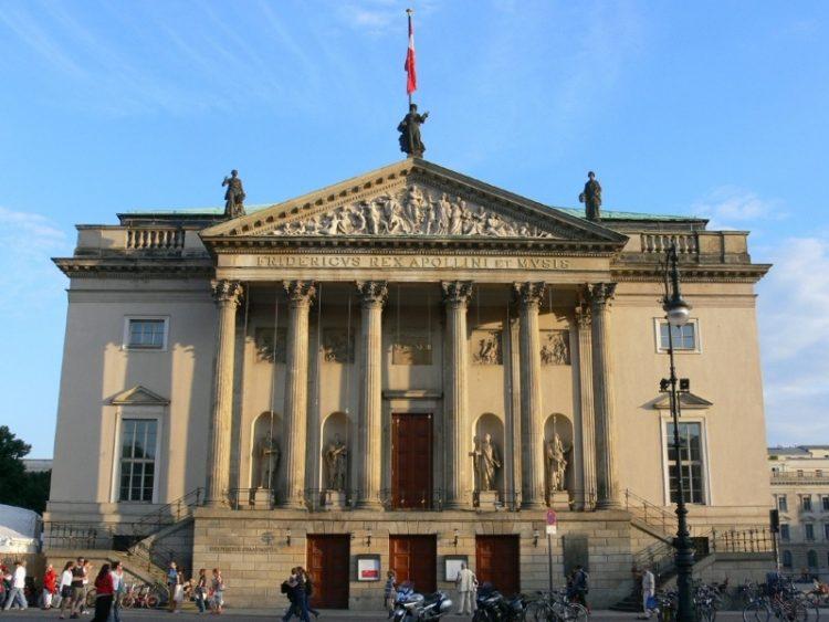 Опера в Берлине
