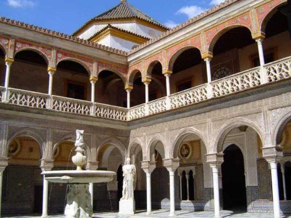 Каса де салинас Севилья