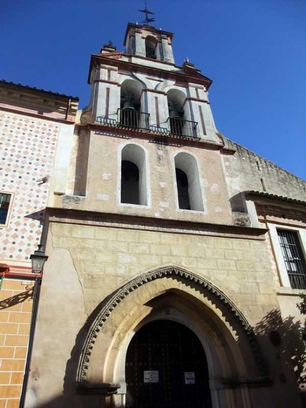 Церковь Санта Мария ла Бланка Севилья