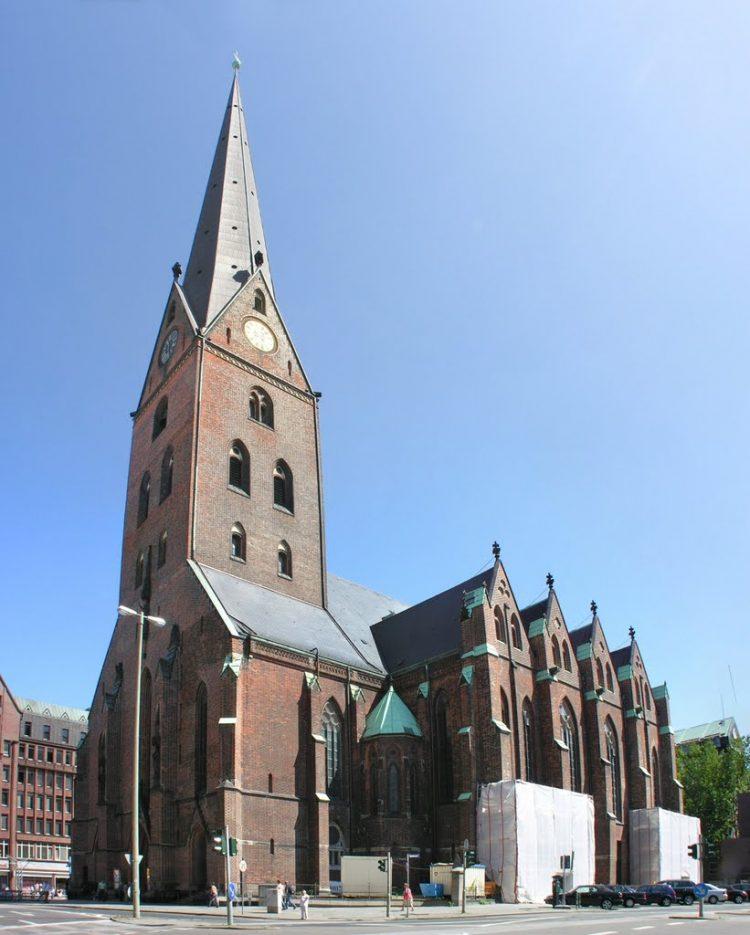 Церковь Св. Павла в Гамбурге