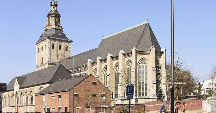 церковь Святой Урсулы Кёльн