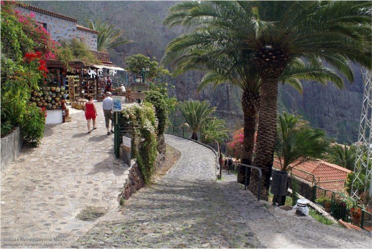 Старинная деревня Маска Тенерифе