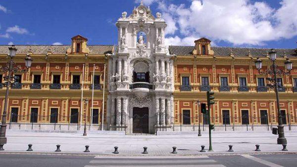 Дворец Сан Тельмо Севилья