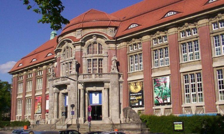 Гамбург Этнологический музей