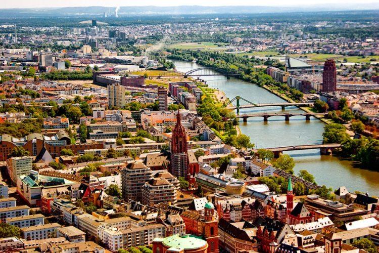 Франкфурт город