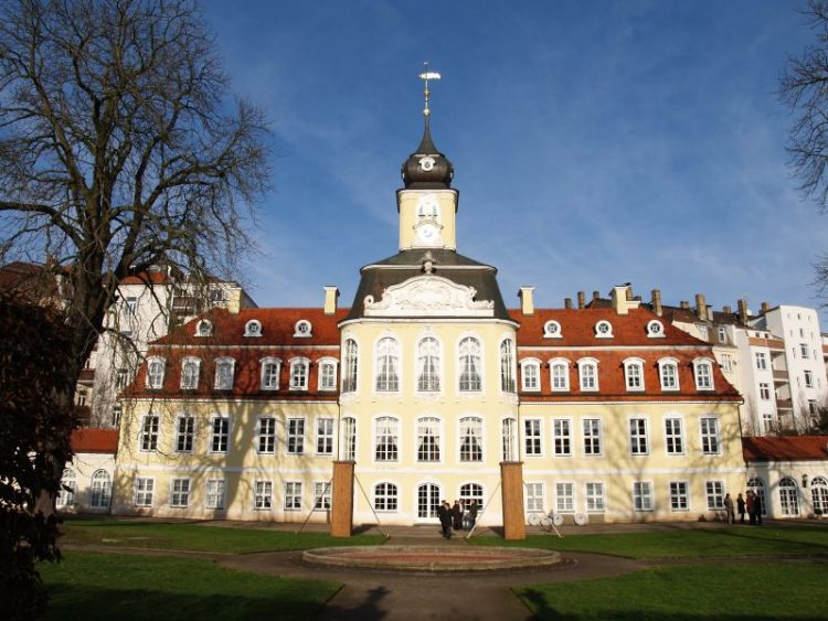 Голизский дворец Лейпциг