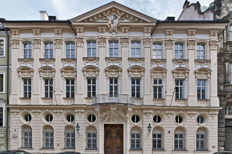 Мюнхен Дворец Хольнштайн