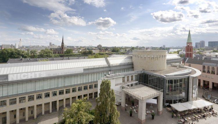 Франкфурта-на-Майне Художественная галерея Киндер-Малкурс ин дер Ширн