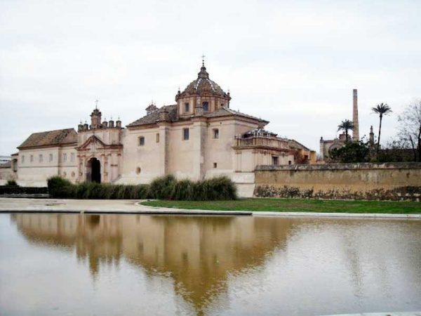 Картузианский монастырь Севилья