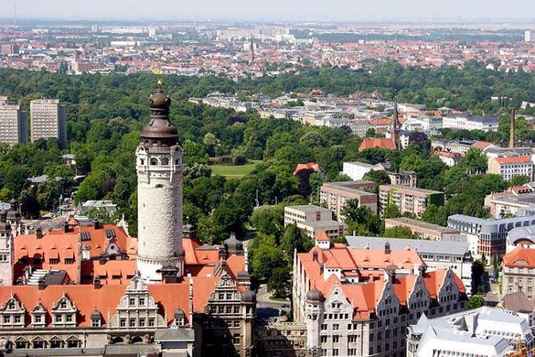 Лейпциг город