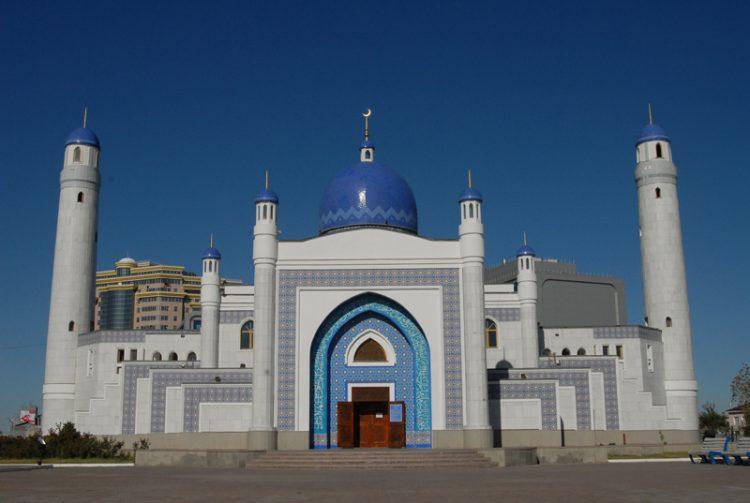Мечеть Имангали