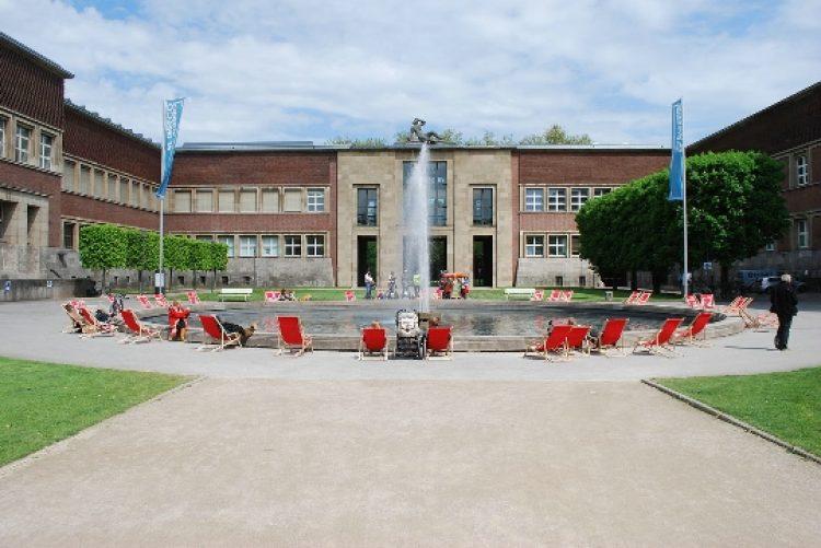 Дюссельдорф Музейный комплекс