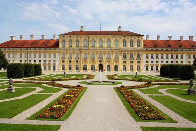 Здание Мюнхенской резиденции