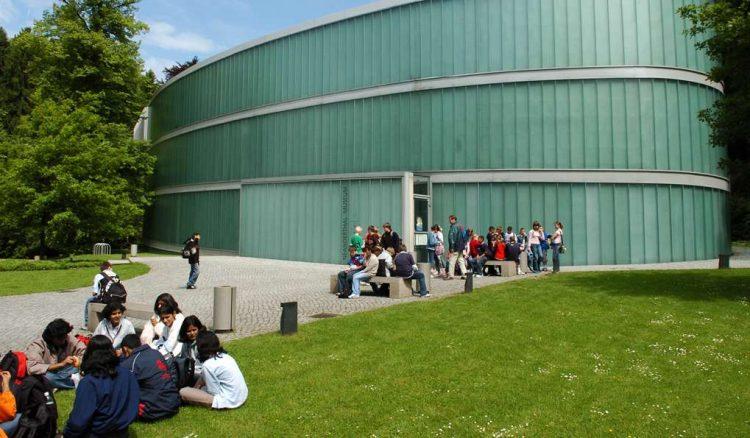 Дюссельдорф Неандертальский музей