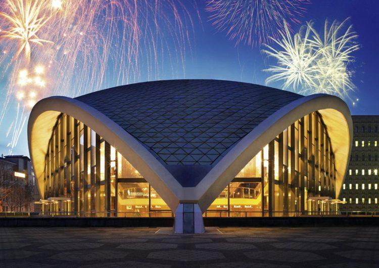 Оперный театр дортмунд