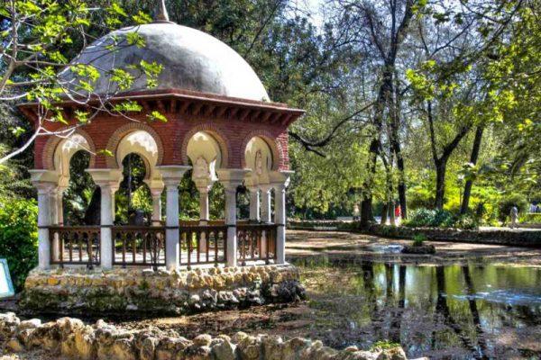 Парк Марии луизы Севилья