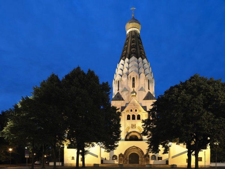Русская церковь Лейпциг