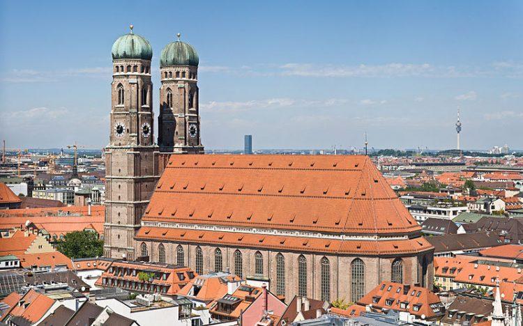 Мюнхен Собор святой Богородицы