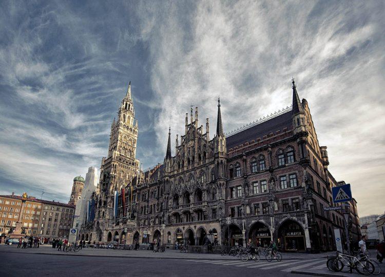 Мюнхен Старый город