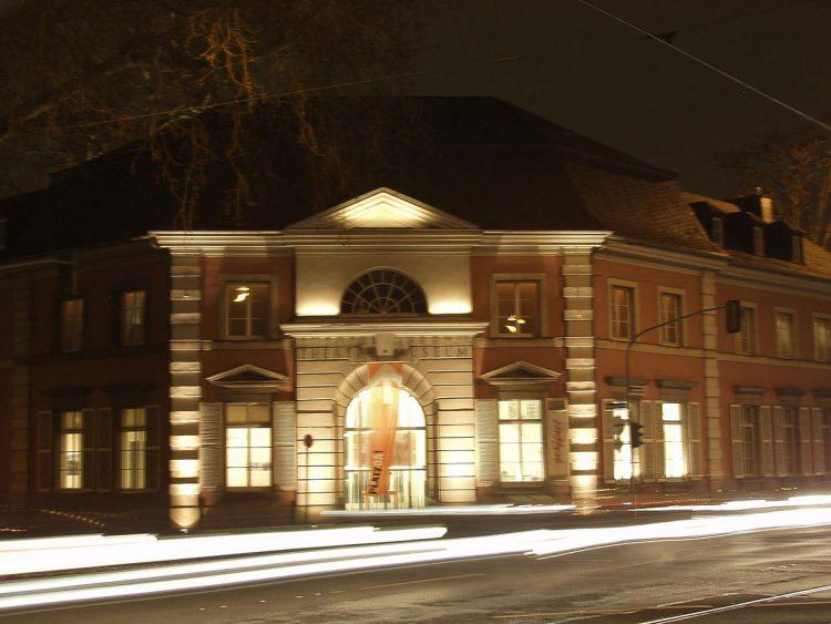 Театральный музей Дюсельдорф