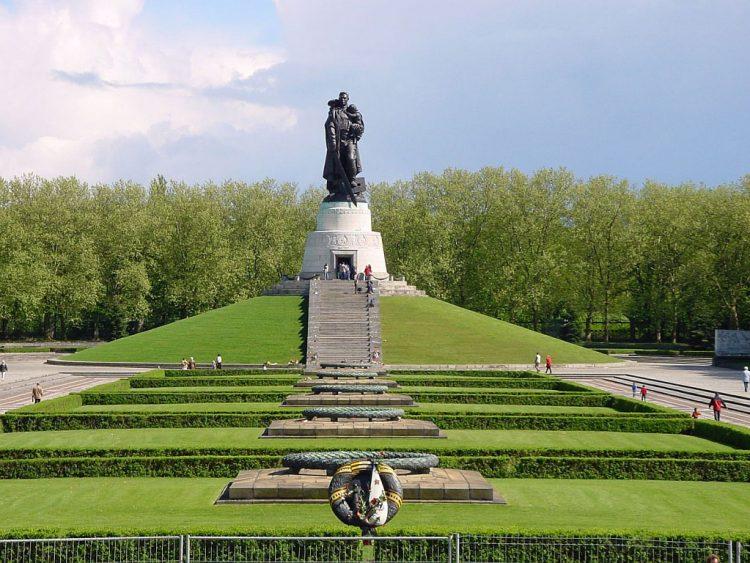 Трептов-парк берлин