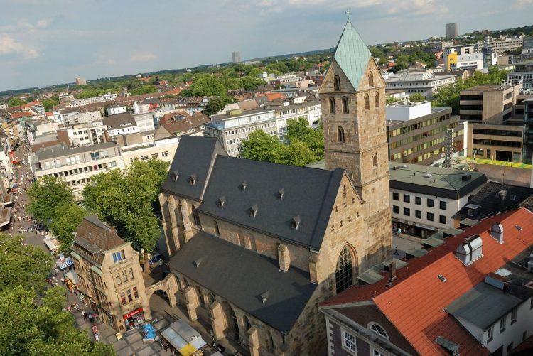 Церковь святой Марии на улице Остенхелльвег