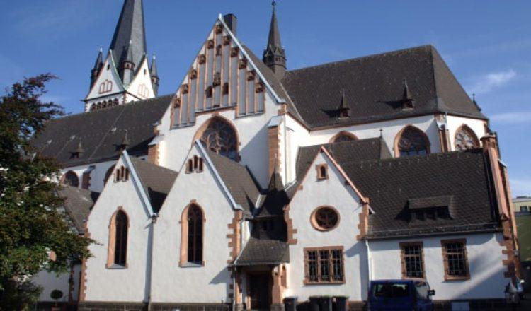 Церковь Святого Бонифация Дортмунд