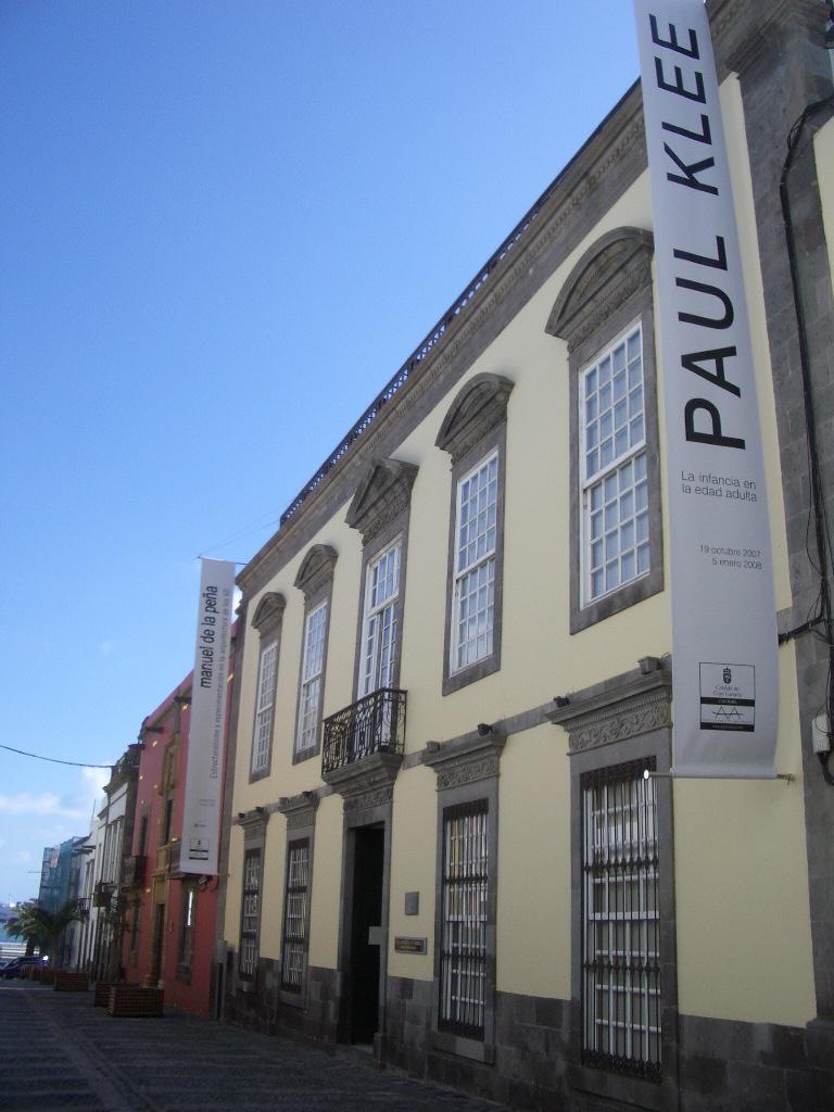 Атлантический центр современного искусства (CAAM)