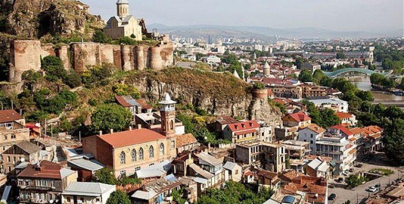 Прогулка по теплому городу – Тбилиси с любовью